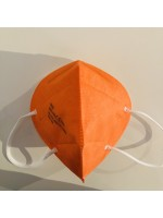 FFP2 Atemschutzmasken mit CE Zertifikat  Made in EU  Orange 20 Stück Box