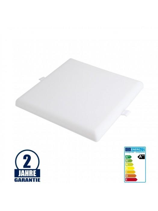 24W LED Frameless Mini Panel Quadratisch Kaltweiß,Neutralweiß, Warmweiß