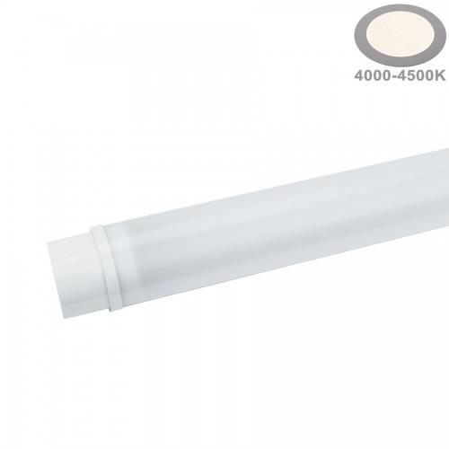 LED Ein Unterbauleuchte modular, 12V, 3W, Aluminium