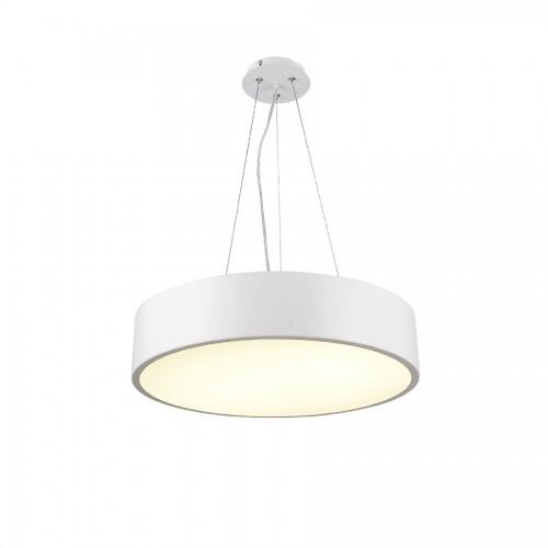 26W LED Pendelleuchte 3000K Weiß Satiniert