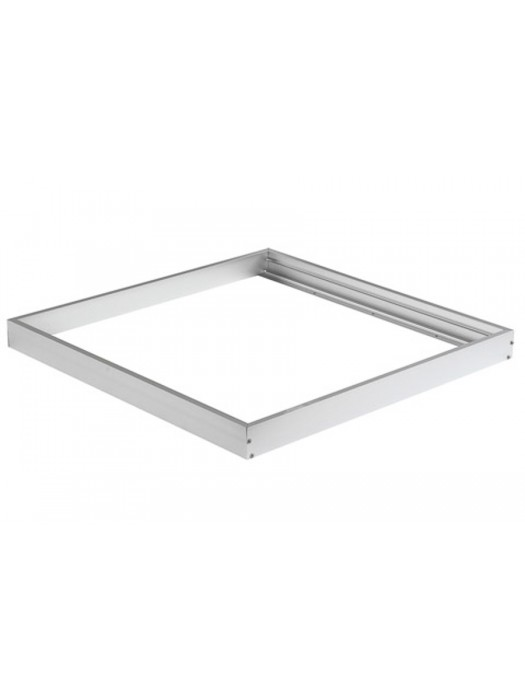 LED Paneel Rahmen 300 x 300 mm Aluminium Weiß