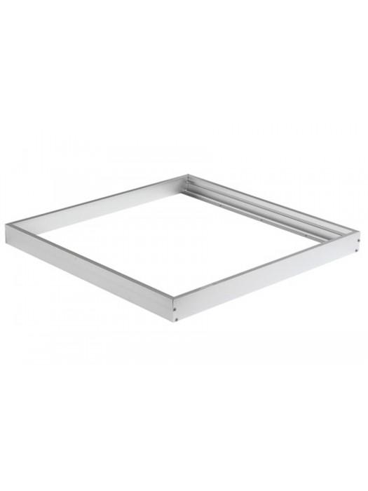 LED Panel Rahmen 600x600 mm - Weiß