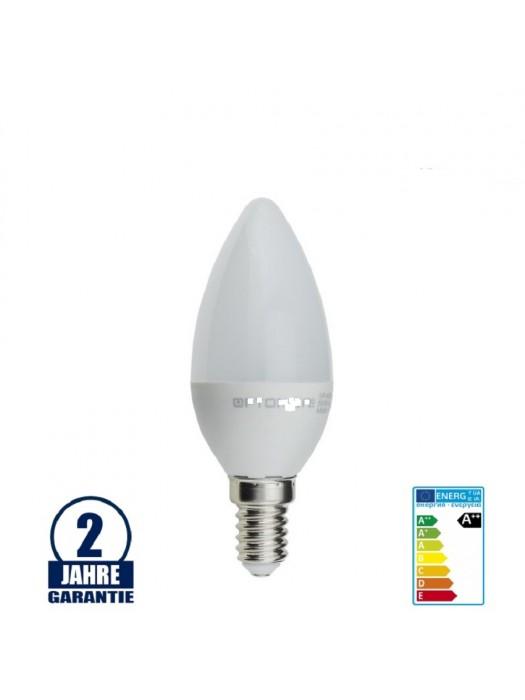 6W LED E14 Kerze  6000K 4500k 2700K
