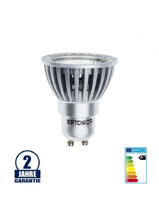 GU10 LED  4W  Spot  6000K 4200K 2700K