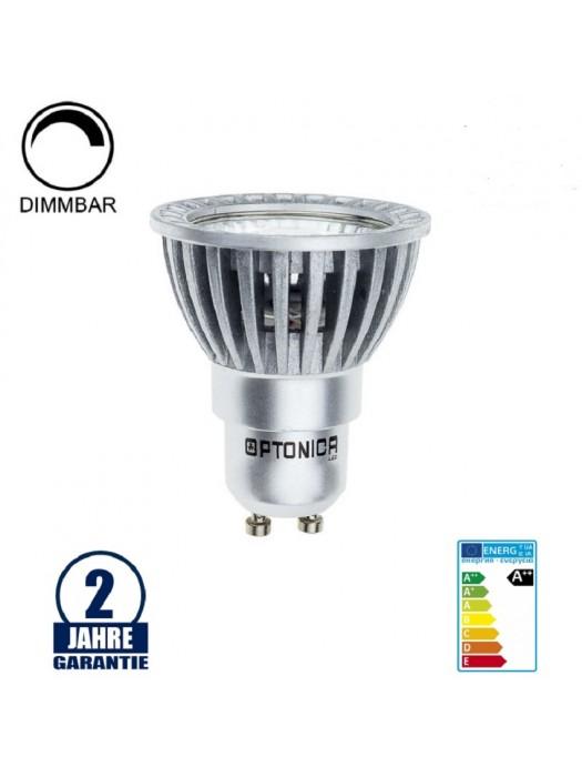 6W LED GU10 Dimmbar 6000K 4200K 2700K
